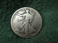 1921  U.S. WALKING LIBERTY SILVER HALF DOLLAR COIN  KEY DATE