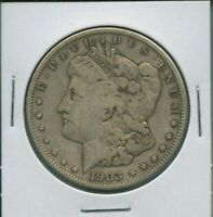 1903 S MORGAN DOLLAR $1 US MINT  KEY DATE SILVER COIN 1903-S