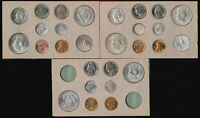 1949 PDS MINT SET  28PCS  IN MINT HOLDERS > NICE ORIGINALS S