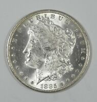 1885-O MORGAN DOLLAR  BRILLIANT UNCIRCULATED SILVER DOLLAR