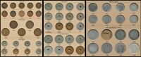 EXCLT 58PC PALESTINE COIN COLLECTION  1927 1946  IN QUALITY ALBUM > BUY IT NOW