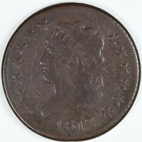 LARGE CENTS CLASSIC HEAD 1812 LARGE DATE