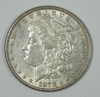 1878-S MORGAN DOLLAR ALMOST UNC SILVER DOLLAR
