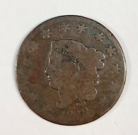 1828 LIBERTY HEAD LARGE CENT