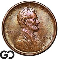 1909 S VDB LINCOLN CENT WHEAT PENNY HIGHLY DEMANDED CHOICE B