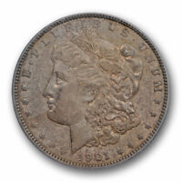 1901 $1 MORGAN DOLLAR PCGS AU 55 ABOUT UNCIRCULATED TO MINT STATE BETTER DATE