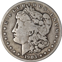 1903-S MORGAN SILVER DOLLAR LY CIRCULATED - GREAT SET BUILDER - STOCK
