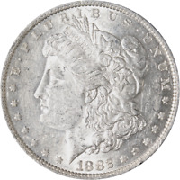 1882-O/S MORGAN SILVER DOLLAR - VAM 4 - STRONG GREAT DEALS FROM THE EXECUTIVE CO