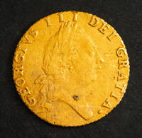 1788 GREAT BRITAIN GEORGE III. GOLD GUINEA COIN  4.15GM  SAL
