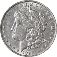 1896-O MORGAN SILVER DOLLAR GREAT DEALS FROM THE EXECUTIVE COIN COMPANY
