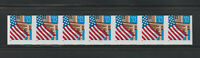 US ERROR STAMPS 2913A FLAG OVER PORCH IMPERF & MISCUT PS7 11