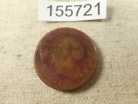 1794 LARGE CENT LOWER GRADE INEXPENSIVE COLLECTOR GRADE ALBUM COIN -  155721