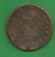 1809 CLASSIC HEAD, ONLY 222,867 WERE MINTED, 212 YEARS OLD