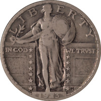 1923-P STANDING LIBERTY QUARTER GREAT DEALS FROM THE EXECUTIVE COIN COMPANY