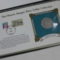 THE HISTORIC MORGAN SILVER DOLLAR COLLECTION BY PCS, 1921 P, D, & S, 1890-CC & O