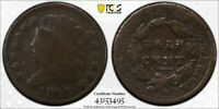 1811 PCGS G DETAIL DAMAGE CLASSIC HEAD 1/2 CENT WITH A TRUEVIEW  DW1319