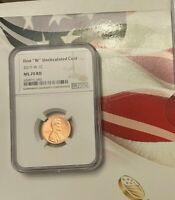 2019 W MS70 LINCOLN SHIELD CENT 1C UNCIRCULATED NGC MS 70 RD