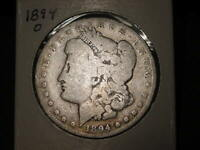 1894-O MORGAN DOLLAR BETTER DATE COMBINED SHIPPING