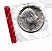 1971  D UNCIRCULATED IN MINT CELLO KENNEDY HALF