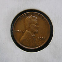 1932 EXTRA FINE 4A LINCOLN WHEAT CENT WHY PAY MORE?