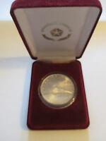 CHRYSLER 1791 1991 BILL OF RIGHTS COMMERATIVE COIN 1 TROY OUNCE .999 FINE SILVER