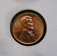 1956 1957 1958 P D   6 UNCIRCULATED O5  LINCOLN WHEAT CENT WHY PAY MORE?