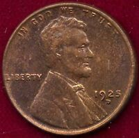 1925-D  LINCOLN 1C  MS BN