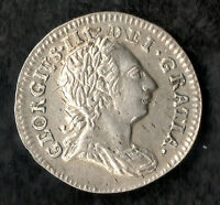 GEORGE III MAUNDY PENNY SILVER 1766