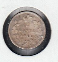 F86 CANADA 5 CENTS 5C COIN 1888 CIRCULATED   GOOD $15.00