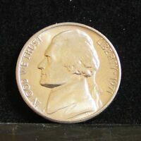 1971 1972 1973 1974 1975 P D JEFFERSON NICKELS 10 BU COINS FROM OBW ROLLS LUSTER