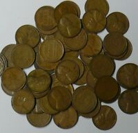 LINCOLN   1930'S   LOT OF 30   ASSORTED GRADES