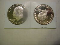 1976 EISENHOWER S DOLLAR   CL PROOF TYPE 2