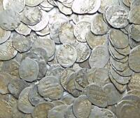 HHC  RUSSIA. IVAN THE TERRIBLE 1533 1584. AR KOPEK. MIXED TYPES PRICE PER COIN