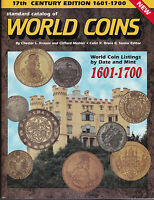 STANDARD CATALOG OF WORLD COINS 1601 1700  FIRST EDITION