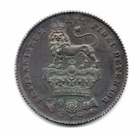1826 SHILLING PROOF ISSUE GEORGE IV