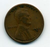 US LINCOLN HEAD  CENT 1925 D