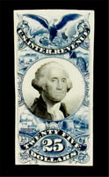 NYSTAMPS US REVENUE STAMP  R130P4 MINT $110 PROOF