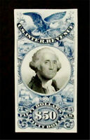 NYSTAMPS US REVENUE STAMP  R131P4 MINT $140 PROOF