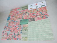 NYSTAMPS E OLD US BOB REVENUE & PROPRIETARY DOCUMENTARY WINES STAMP COLLECTION