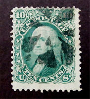 NYSTAMPS US STAMP  96 USED $260 GRILL