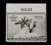 NYSTAMPS US DUCK STAMP  RW18 MINT OG NH $90