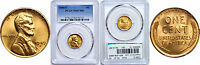 1949 S LINCOLN CENT PCGS MS 67 RD