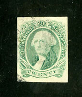 CONFEDERATE CSA STAMPS  13 VF USED SCOTT VALUE $400.00