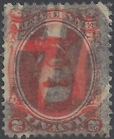 HAWAII 331 RARITY 1RRRR LARGE HI CANCEL ONLY 5 KNOWN