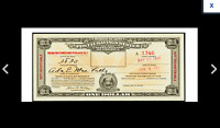 POSTAL SAVINGS SYSTEM SERIES 1939 $1 PHILADELPHIA PA WEST MARKET ST.  6/1/1940