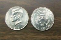 2012   P&D MINT  JOHN F KENNEDY  HALF DOLLARS   MS GEM BU CONDITION   JFK