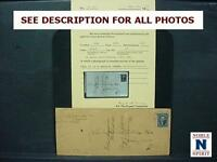 NOBLESPIRIT NO RESERVE US1 CRISP NO 17 12 WASHINGTON BLK ON COVER W CERT $250