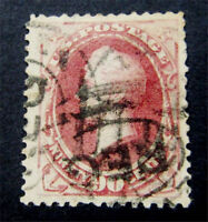 NYSTAMPS US STAMP  191 USED $375