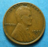 1925-D LINCOLN HEAD CENT     SHIPS FREE