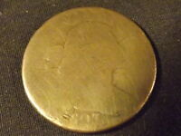 COLLECTIBLE UNITED STATES COIN:1803 U.S. MINT DRAPED BUST LARGE CENT COIN,ABOUTG